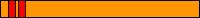 10.2 KYU (pomarańczowy pas + 2 czerwone pagony)