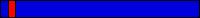 8.1 KYU (niebieski pas + 1 czerwony pagon)