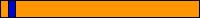 9 Kyu, pomarańczowy pas z błękitnym pagonem (min. 2 kolejne miesiące treningu)