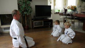 Treningi w domu senseia 2012